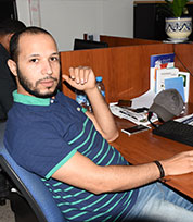 Ayoub Lahrache